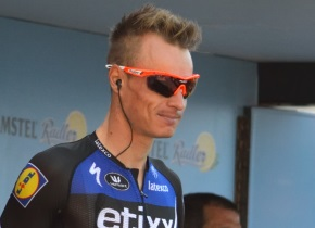 Gianni Meersman comes back to cycling as a coach