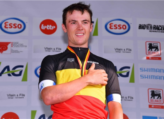 Yves Lampaert becomes Belgian Champion: It's surreal, I can't believe it