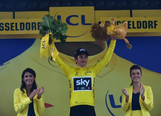 Geraint Thomas to return to the cobbles of Paris-Roubaix
