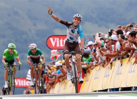 Romain Bardet to ride Strade Bianche for the first time