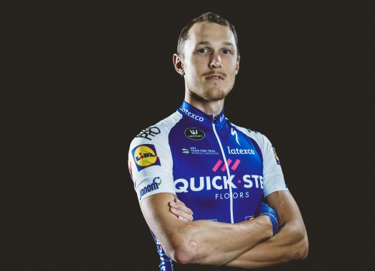 Matteo Trentin takes victory in Vuelta a Burgos