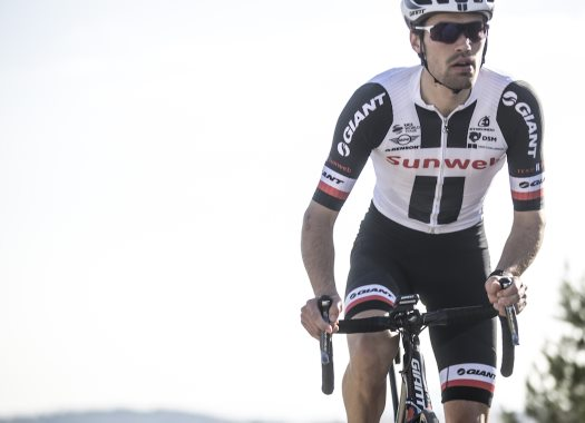 Tom Dumoulin wins Dutch Cyclist of the Year award