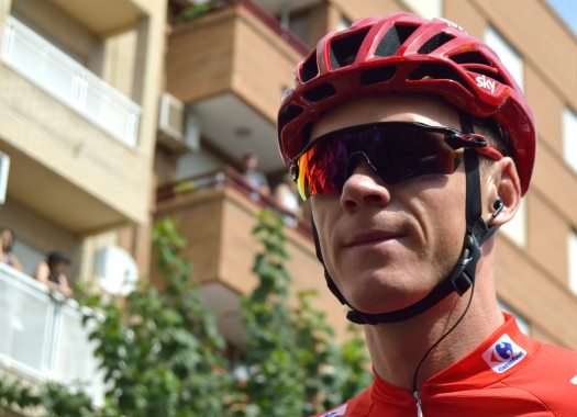 Vuelta a España - Chris Froome: I was very much in control with Wout Poels