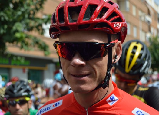 Vuelta a España - Chris Froome: What a way to finish three weeks of racing!