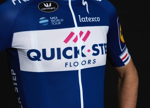 Quick-Step Floors becomes the last winner of the World Championships team time trial