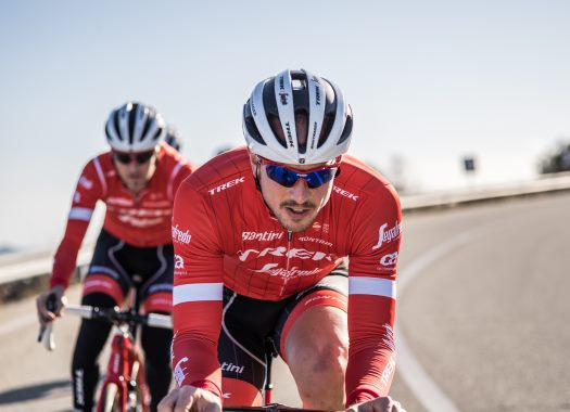 Trek-Segafredo presents new kit
