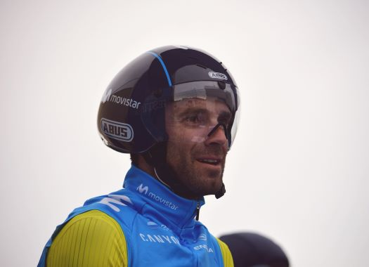 Gastroenteritis could stop Alejandro Valverde from starting in Strade Bianche