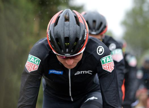 Tejay Van Garderen wins time trial, takes yellow jersey in Tour of California