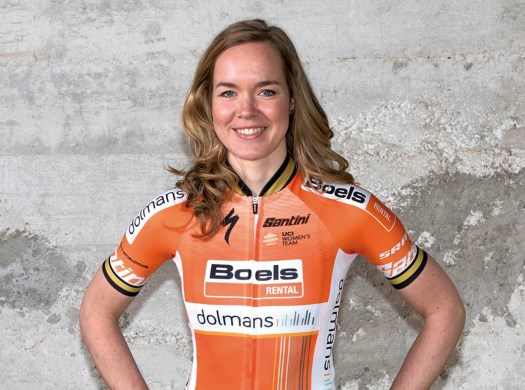 Anna van der Breggen becomes World Champion after displaying outstanding performance