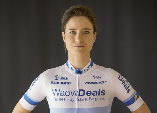 Marianne Vos takes victory and GC lead at Ladies Tour of Norway