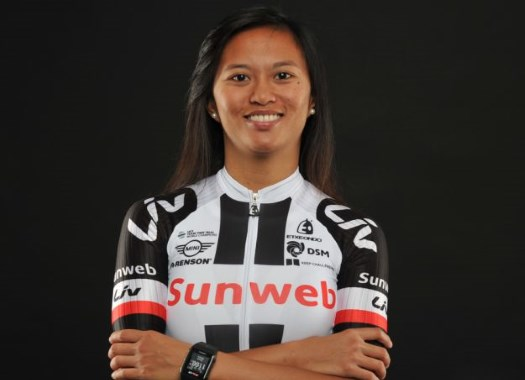 Coryn Rivera leads Sunweb at Women's Tour of California