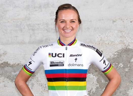 Chantal Blaak retains Dutch road title: I did not expect this at all