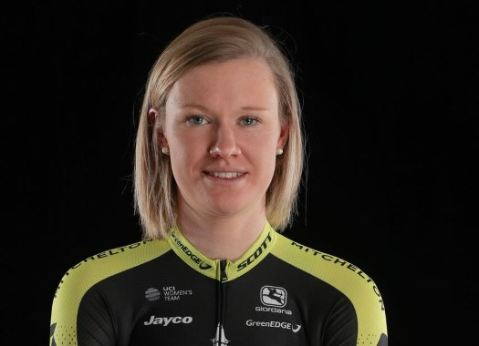Jolien D'Hoore takes victory at opening stage of the OVO Energy Women's Tour
