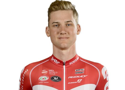 Tim Wellens to head Lotto Soudal at BinckBank Tour