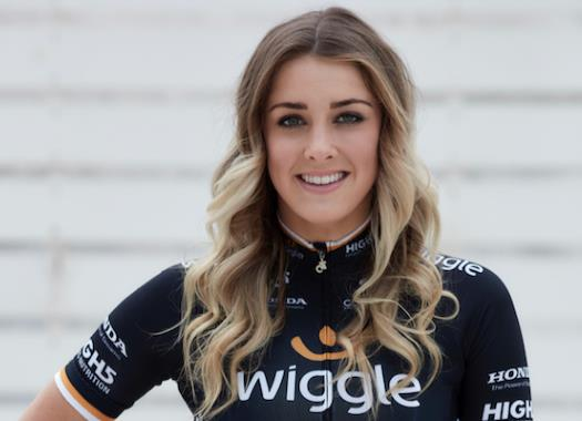 Wiggle High5's Macey Stewart returns to action at Tour of California