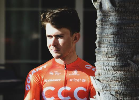 CyclingPub interview - Will Barta: I want to be a trusted teammate