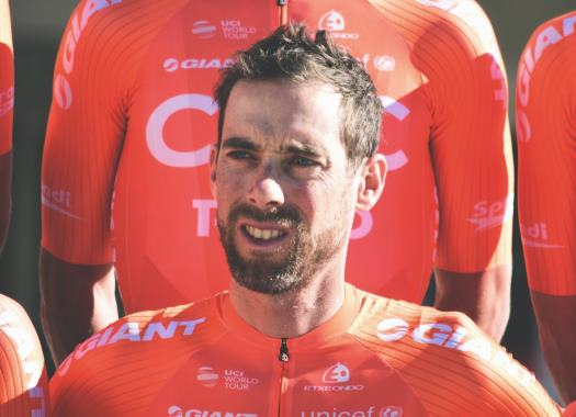 Laurens Ten Dam announces retirement after 16 years as a professional cyclist