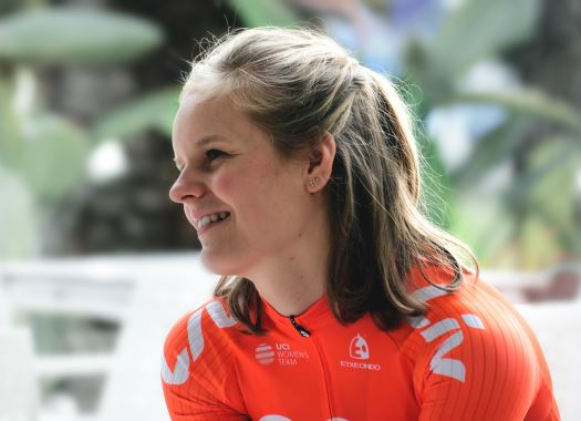 CyclingPub Interview - Jeanne Korevaar: Last year was a confirmation for me