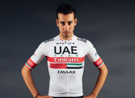 Fabio Aru leads UAE-Team Emirates at Tour de Suisse