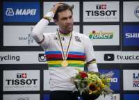 Tom Dumoulin: I'm one of the guys who can do a really good climb on the TT bike